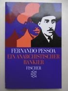 Livro Ein Anarchistischer Bankier Autor Fernando Pessoa (1986) [usado]