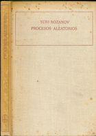 Livro Procesos Aleatorios Autor Yuri Rozanov (1973) [usado]