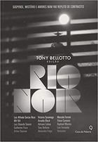 Livro Rio Noir Autor Tony Bellotto (2014) [usado]