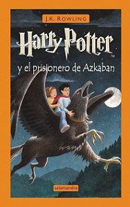 Livro Harry Potter Y El Prisionero de Azkaban Autor J. K. Rowling (2000) [usado]