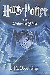 Livro Harry Potter e a Ordem da Fênix Autor J.k. Rowling (2003) [usado]