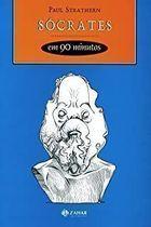 Livro Sócrates em 90 Minutos Autor Paul Strathern (1998) [usado]
