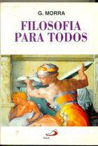 Livro Filosofia para Todos Autor Gianfranco Morra (2001) [usado]
