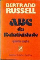 Livro Abc da Relatividade Autor Bertrand Russell (1974) [usado]