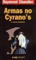 Livro Armas no Cyranos e Outras Histórias Autor Raymond Chandler (2001) [usado]