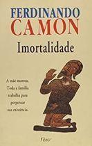 Livro Imortalidade Autor Ferdinando Camon (1999) [usado]