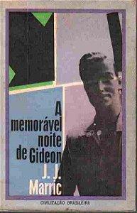 Livro a Memorável Noite de Gideon Autor J. J. Marric (1966) [usado]