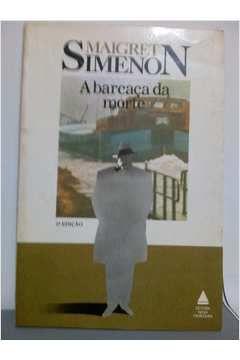 Livro a Barcaça da Morte Autor Georges Simenon (1980) [usado]