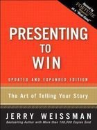 Livro Presenting To Win. Updated And Expanded Edition Autor Jerry Weissman (2009) [usado]