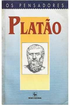 Livro os Pensadores - Platão Autor Platão (1991) [usado]