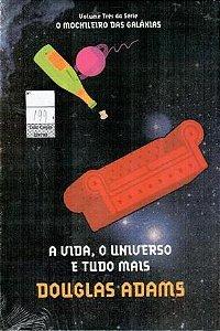 Livro a Vida, o Universo e Tudo Mais Autor Douglas Adams (2010) [usado]