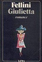 Livro Giulietta Autor Federico Fellini (1989) [usado]