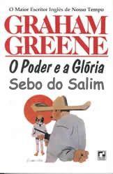 Livro o Poder e a Glória Autor Graham Greene (1971) [usado]