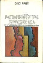 Livro Sociolinguística: os Níveis de Fala Autor Dino Preti (1974) [usado]