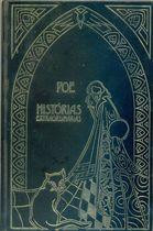 Livro Histórias Extraordinárias Autor Edgar Allan Poe (1981) [usado]