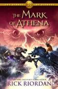Livro The Mark Of Athena Autor Rick Riordan (2012) [usado]