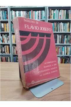 Livro Seleções de Flávio Josefo Autor Flávio Josefo (1974) [usado]