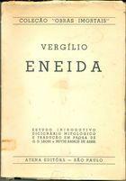 Livro Eneida Autor Vergílio (1966) [usado]