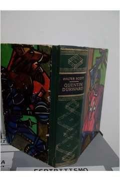 Livro Quentin Du Ward (em Francês) Autor Walter Scott (1966) [usado]
