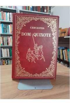 Livro Dom Quixote Autor Cervantes (2002) [usado]