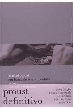 Livro Sodoma e Gomorra - em Busca do Tempo Perdido - Vol. 04 Autor Marcel Proust (2008) [usado]