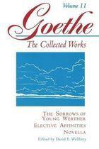 Livro The Sorrows Of Young Werther, Elective Affinities, Novella Autor Johann Wolfgang Von Goethe (1995) [usado]