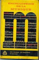 Livro Encyclopédie de La Musique Autor Frank Onnen (1964) [usado]