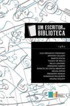 Livro um Escritor na Biblioteca Autor Luis Fernando Veríssimo, Antonio Callado... (2013) [usado]