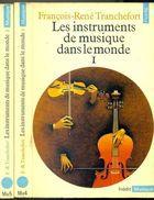 Livro Les Instruments de Musique Dans Le Monde. 2 Vols. Autor François-rené Tranchefort (1980) [usado]