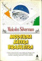 Livro Moderna Sátira Brasileira Autor Malcolm Silverman (1987) [usado]
