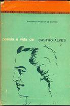 Livro Poesia e Vida de Castro Alves Autor Frederico Pessoa de Barros (1962) [usado]