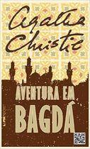 Livro Aventura em Bagdá Autor Agatha Christie (2013) [usado]