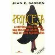 Livro Princesa Autor Jean P. Sasson (2001) [usado]