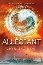 Livro Allegiant Autor Veronica Roth (2013) [usado]
