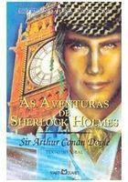 Livro as Aventuras de Sherlock Holmes Autor Sir Arthur Conan Doyle (2004) [usado]