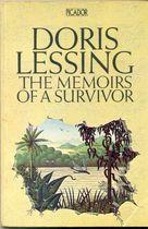 Livro The Memoirs Of a Survivor Autor Doris Lessing (1977) [usado]