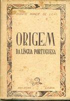 Livro Origem da Lingua Portuguesa Autor Duarte Nunes de Leão (1945) [usado]