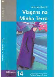 Livro Viagens na Minha Terra Autor Almeida Garrett (1997) [usado]