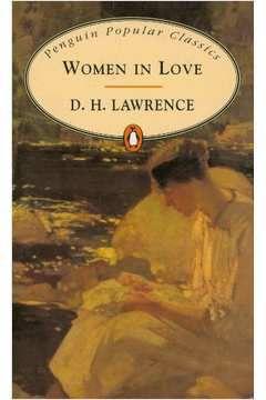 Livro Women In Love Autor D. H. Lawrence (1996) [usado]