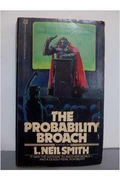 Livro The Probability Broach Autor L. Neil Smith (1980) [usado]