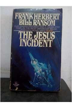 Livro The Jesus Incident Autor Frank Herbert; Bill Hanson (1980) [usado]