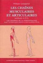 Livro Les Chaines Musculaires Et Articulaires: Méthode G. D. S. Les... Autor Phillippe Campignion (2016) [usado]