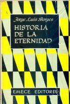 Livro Historia de La Eternidad Autor Jorge Luis Borges (1965) [usado]