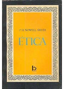 Livro Ética Autor P. H. Nowell-smith (1966) [usado]