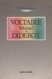 Livro Voltaire e Diderot Autor os Pensadores (1988) [usado]