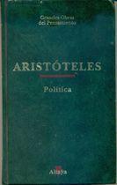Livro Política. (espanhol) Autor Aristóteles (1994) [usado]