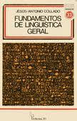 Livro Fundamentos de Linguística Geral Autor Jesús - Antonio Collado (1980) [usado]