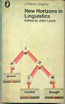 Livro News Horizons In Linguistics Autor John Lyons ( Edited ) (1970) [usado]