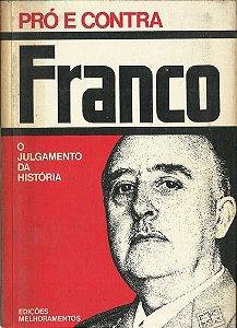 Livro Pró e contra Franco Autor Gianni Rizzoni ( Org.) (1975) [usado]