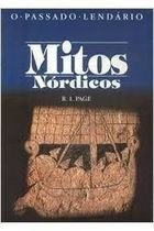 Livro o Passado Lendário-mitos Nórdicos Autor R. I. Page (1989) [usado]
